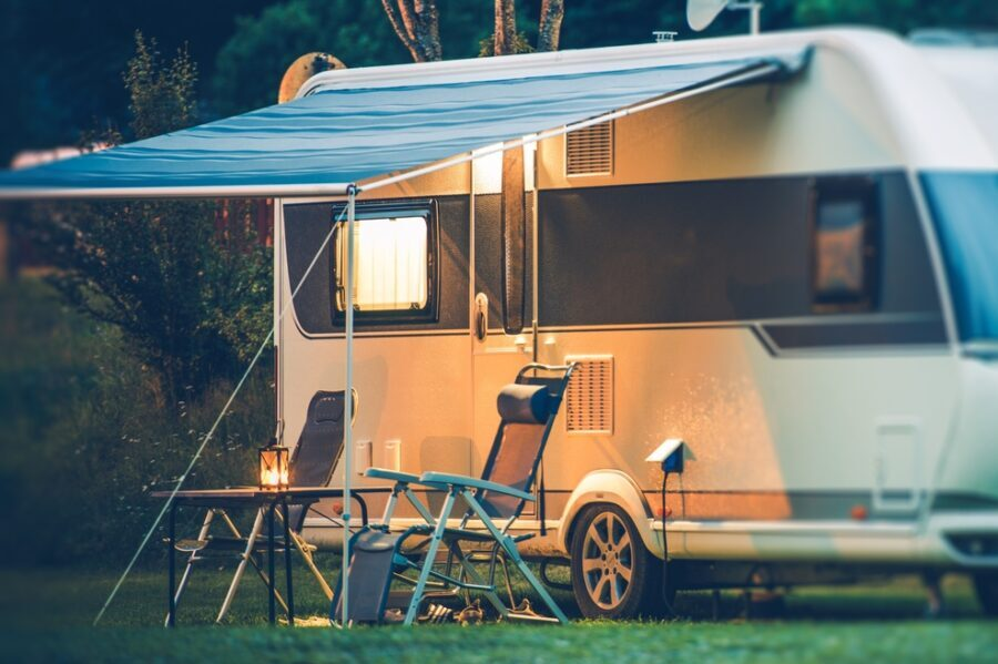 How to Install Camper Awning
