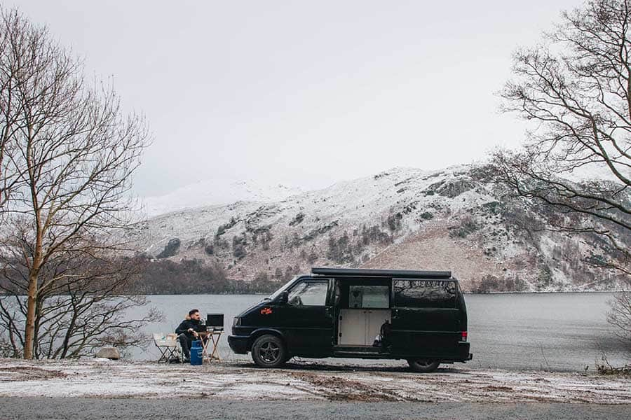 Can you live in a Campervan in the Winter