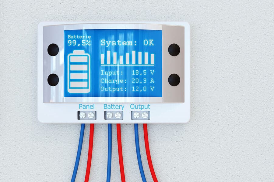 Best MPPT Charge Controller
